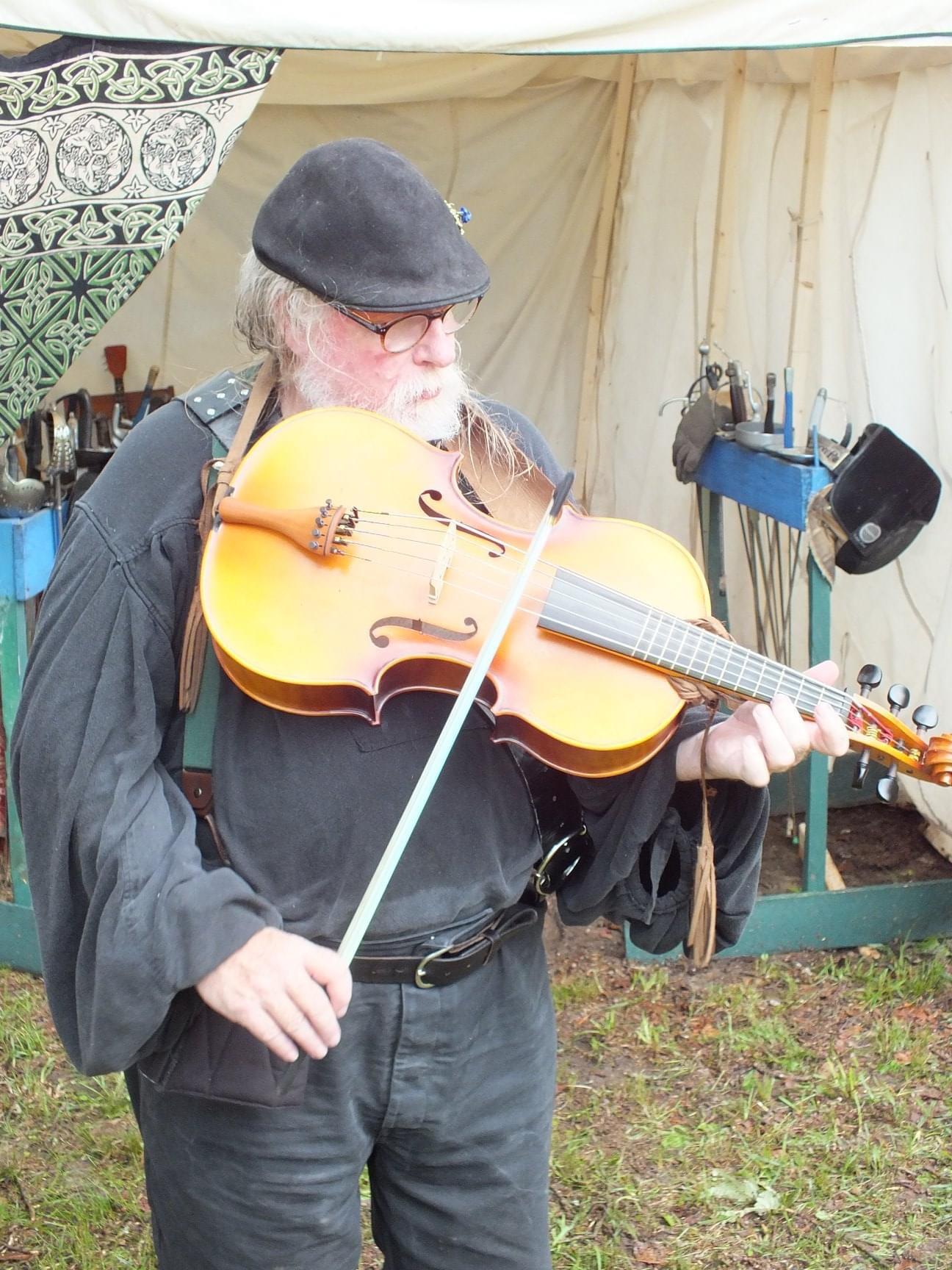 mark wickersham violoncello da spalla