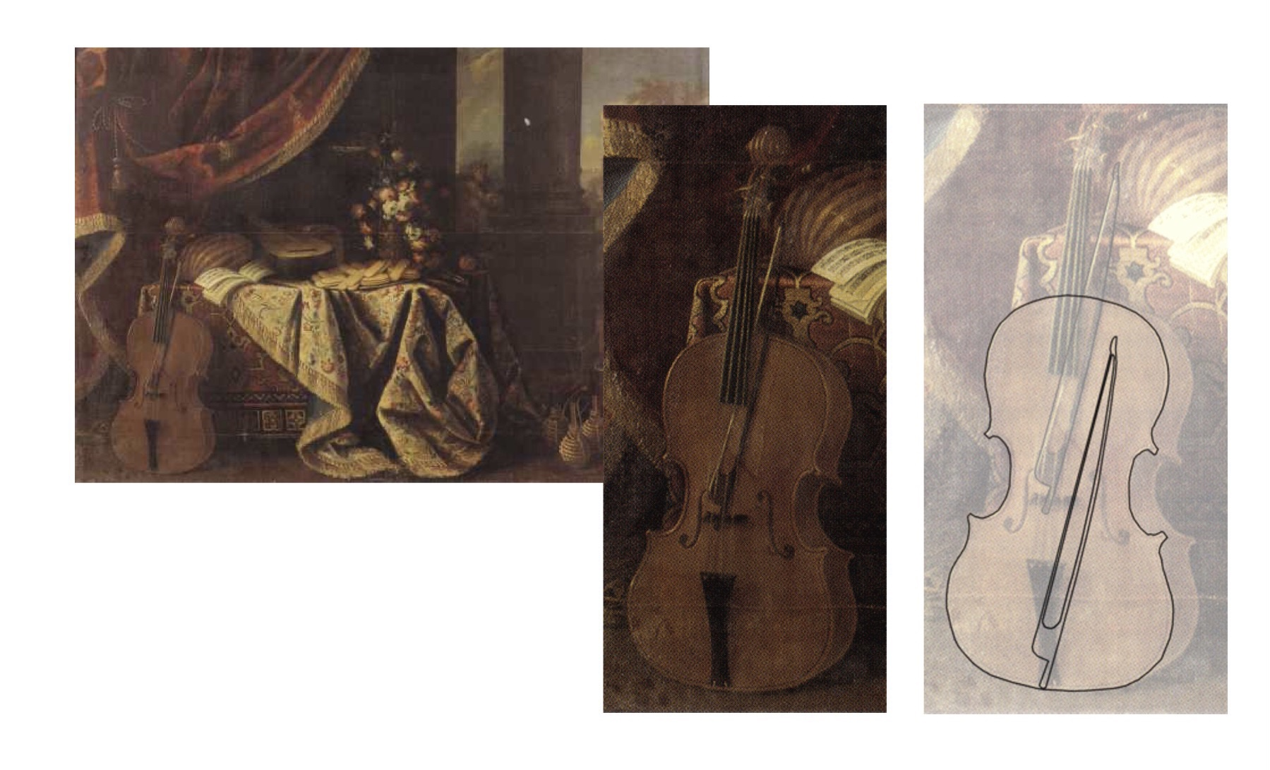 Antonino Airenti Archettaio violoncello da spalla