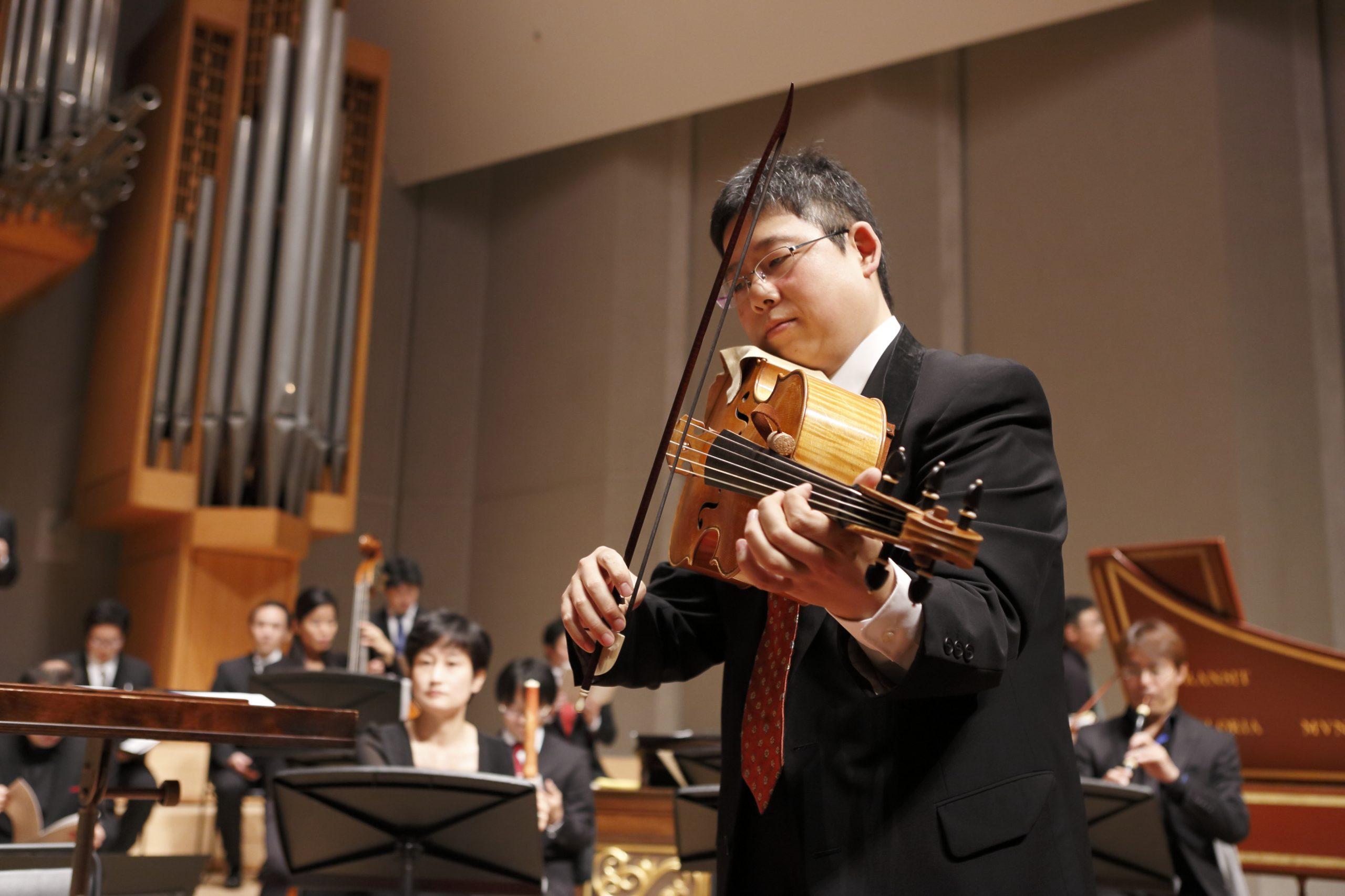 Koji Otsuki Violoncello da spalla Badiarov