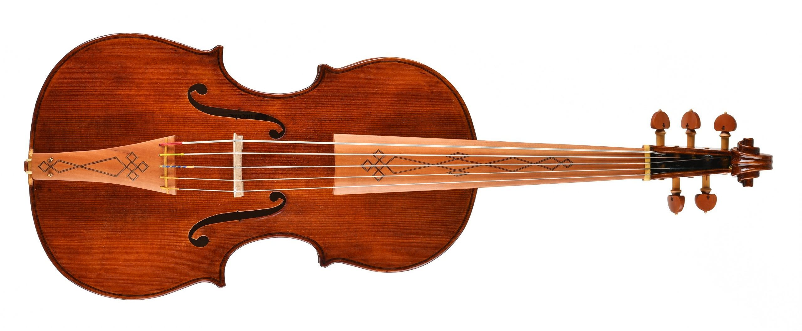Violoncello da spalla custom Visintini Gaidano